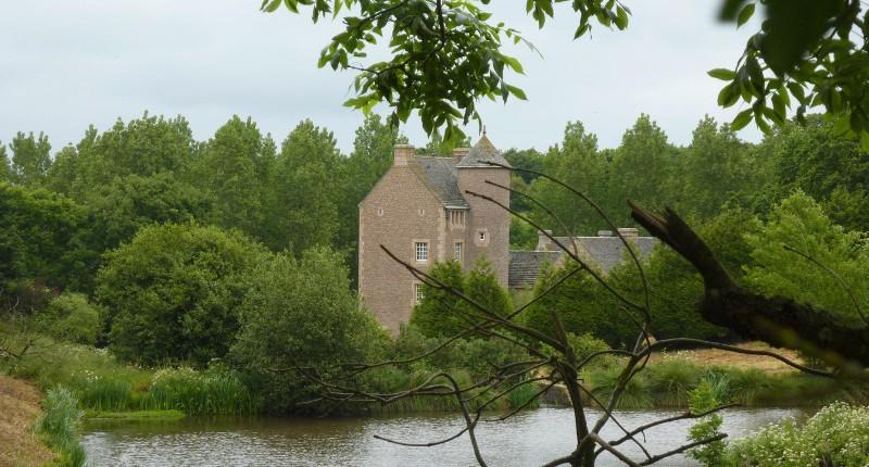 moulin étang du pélo Saint-Pierre-Eglise