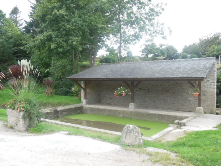 lavoir de Saint-Pierre-Eglise