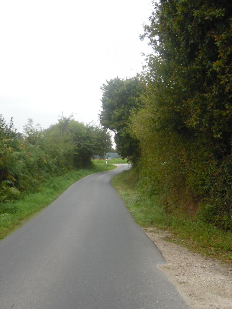 chemin randonnée Saint-Pierre-Eglise