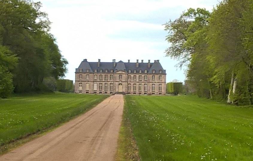 chateau saint-pierre-eglise