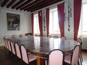 salle de conseil mairie saint-pierre-eglise
