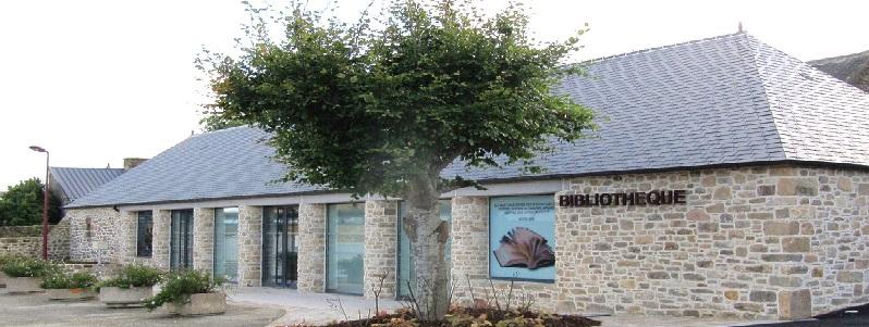 Pano bibliothèque saint-pierre-eglise